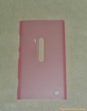 Lumia 920 Hard Case BLOX (สีชมพู)